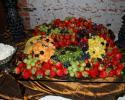One of our fruit displays.